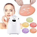 Facial Mask Maker - PowMax PF001 Collagen Facial Mask Maker,Smart DIY Natural Fruit Vegetable Face Mask Making Machine Automatic Personal Mask Making Machine