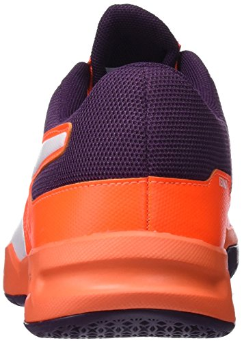 Arancione Jr Purple White puma Scape Indoor – Per Bambini Sport shocking Unisex Tenaz Puma Orange shadow zZRw5w