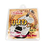 Musiclily Nylon 12-String Oud Strings Set