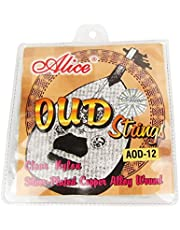 Musiclily Nylon 12-String Oud Strings Set