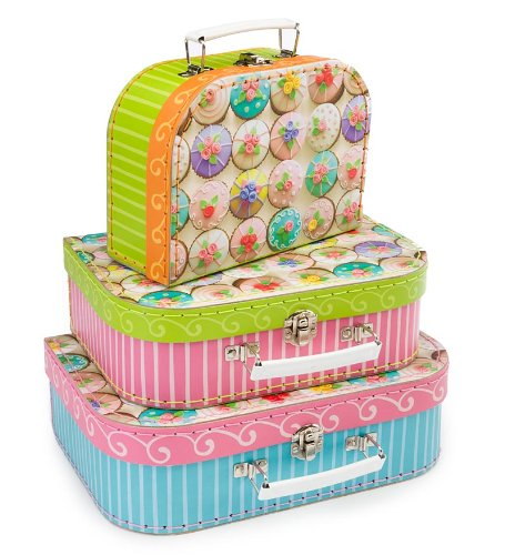 Nesting Suitcases - 1