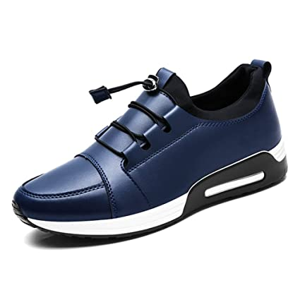 1810b32cb621 Amazon.com : XUE Men's Shoe,Fall Spring Leather,Comfort Low-Top ...