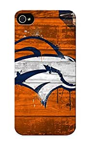 Awesome Case Cover/iphone 5/5s Defender Case Cover(denver Broncos Nfl Football Fo ) Gift For Christmas