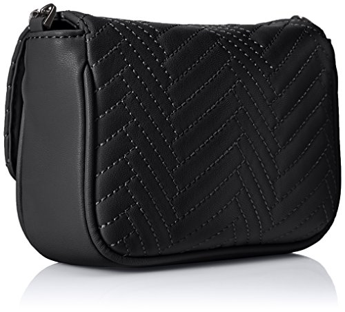 A Black Crossbody Armani X Pu Exchange Quilted wHTP4gwq