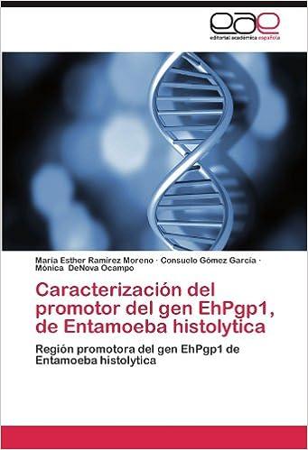 Caracterizacion del Promotor del Gen Ehpgp1, de Entamoeba ...