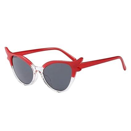 ac2f2227dc Qiusa Gafas polarizadas Gafas de sol para hombres Mujeres Gafas de  seguridad Protección UV Gafas Retro