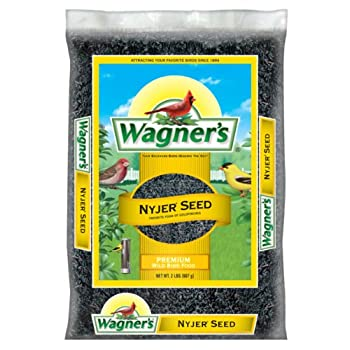 Wagner's 62047 Nyjer Seed Bird Food, 2-Pound Bag 1