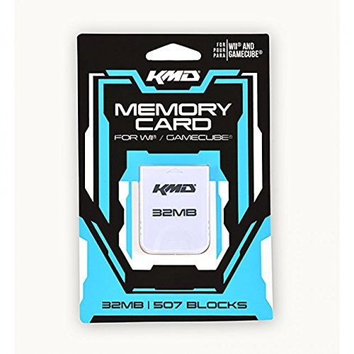 Wii / Gamecube 32mb 507 Bloque Memoria Tarjeta [ Kmd ...