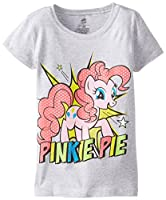 My Little Pony Girls'Pinky Pie White Pol...