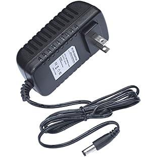 12V Netgear WN2000RPT Range Extender replacement power supply adaptor - US plug