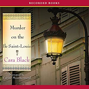 Murder on the Ile Saint Louis Audiobook