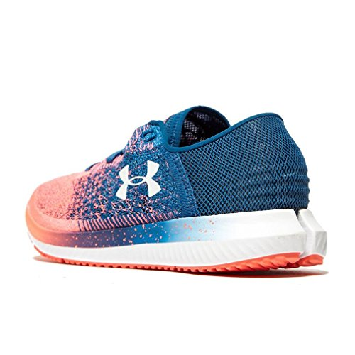 Under Armour UA W Blur, Zapatillas de Running Para Mujer Blau (Moroccan Blue 401)