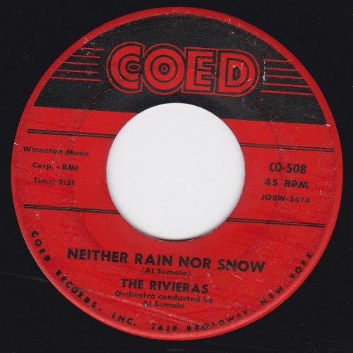 Moonlight Serenade/Neither Rain Nor Snow (VG- 45 (Neither Snow)