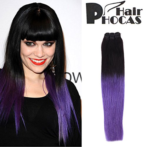 HairP (Black To Purple Hair)