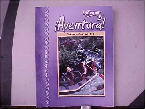 Emc espanol 2 spanish aventura quizzes with answer key isbn emc espanol 2 spanish aventura quizzes with answer key isbn 9780821941089 alejandro vargas lori kocer frasch 9780821941089 amazon books fandeluxe Gallery