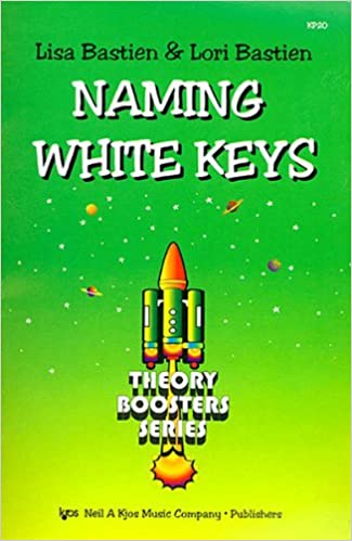 KP20 - Naming White Keys