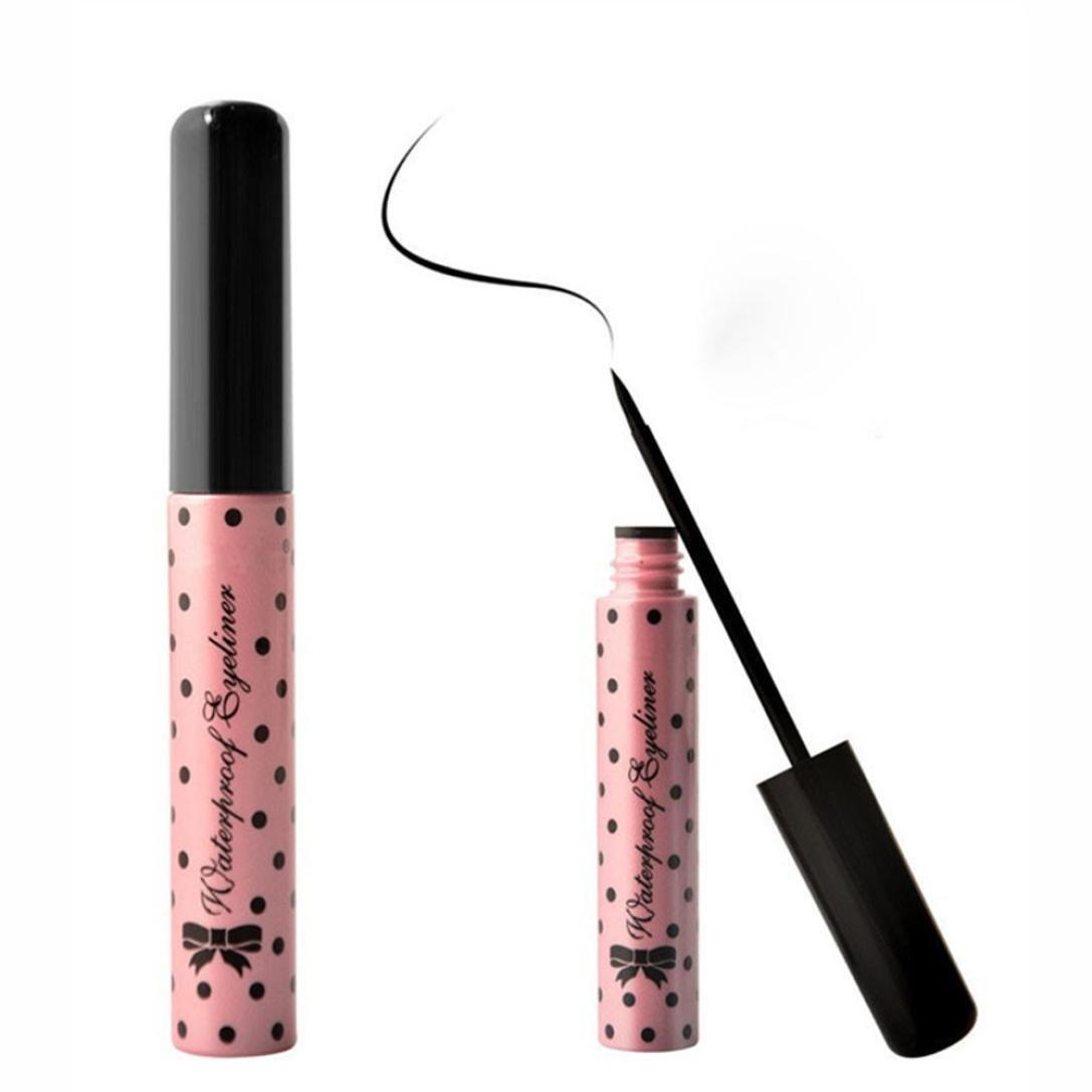 Baomabao Make up Eyeliner Pen Eye liner black Quick Drying Waterproof