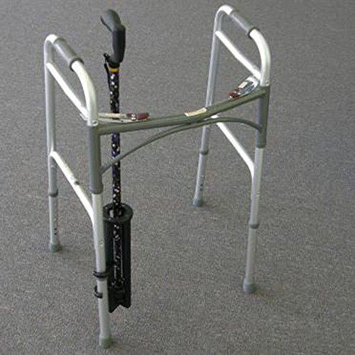 Snapit Wheelchairs Mobility Aids Equipment Slip in Cane Holster for Walkers