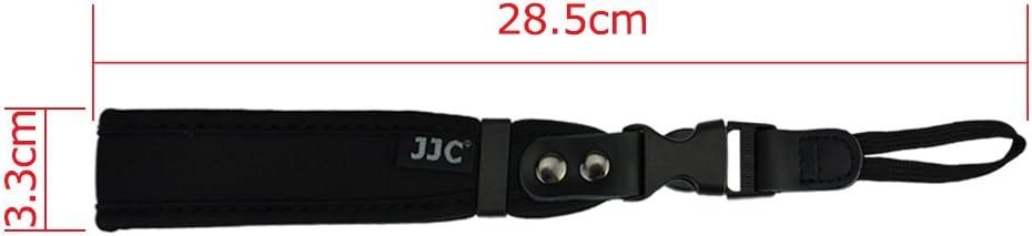 Jjc St 1 Neopren Handgelenk Trageschlaufe Für Dslrs Kamera