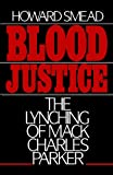 Blood Justice, Howard Smead, 0195054296