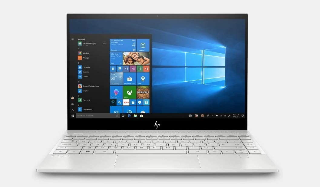 "HP Envy 13.3"" FHD IPS BrightView WLED-Backlit Touchscreen Laptop 