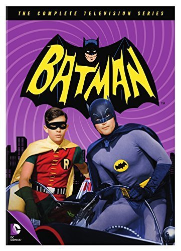 Batman: The Complete Television Series by Warner Home Video by Various by Warner Manufacturing