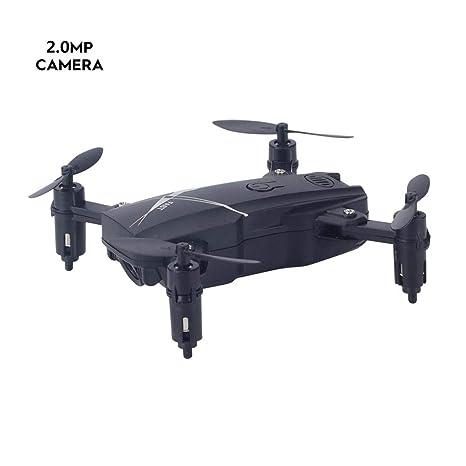 Etanby 2.4 G 2.0 MP HD Cámara Dron Juguete, RC cuadricóptero con ...