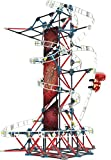 K'NEX Thrill Rides – Web Weaver Roller Coaster Building Set (439 Piece), Ages 9 and up – Construction Educational Toy