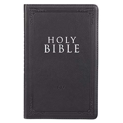 Holy Bible: KJV Thinline Flexcover Edition: Black