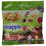 Jelly Belly Jelly Beans- Snapple Mix (3.1oz Bag)