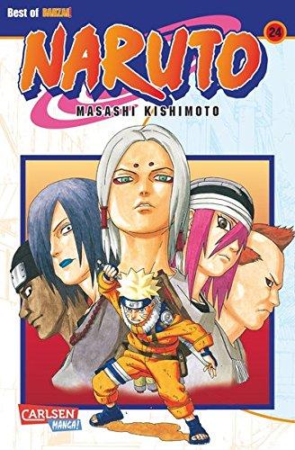 Naruto, Band 24