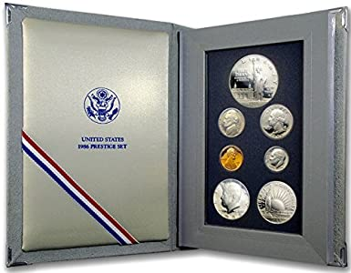 1986 US Proof Set in Original Mint Packaging FREE SHIPPING