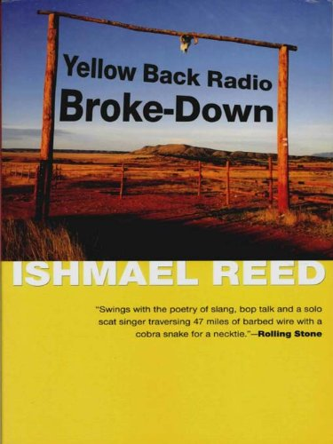 Yellow Back Radio Broke-Down (American Literature (Dalkey Archive)) (Radio Archives)