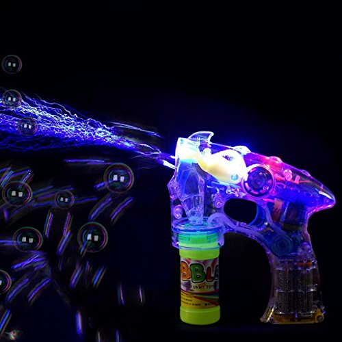 Bubble Blow Machines With Led Lights