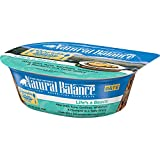 Natural Balance Delectable Delights Wet Cat Food Pate, Life's A Beach, 2.5-Ounce (12-Pack)