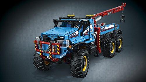 LEGO- Technic Camion Autogrù, Multicolore, 42070 6 spesavip
