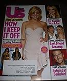 US Weekly Magazine Kelly Osbourne How I Keep It Off, Lindsay Lohan, Jessica Simpson, Brad Womack Bachelor, Blake Lively, Leann Rimes & Brandi Glanville, Amy Ryan, Nicole Richie, Jennifer Hudson (Issue #816, October 4, 2010)