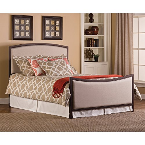 Hillsdale Furniture Bayside Bed in Bronze Twin (Bayside Twin Bed)