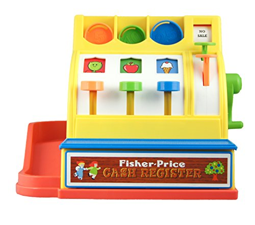 Basic Fun Fisher-Price Cash Register