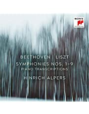 Beethoven: Symphonies Nos. 1-9 (Transcriptions For Piano Solo By Franz Liszt)