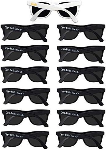 Bachelorette Party Sunglasses Black Bridesmaid product image