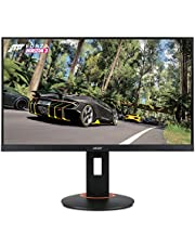 "Acer XF250Q Cbmiiprx 24.5"" Full HD (1920 x 1080) Zero Frame TN Gaming AMD FreeSync Compatible Monitor - 1ms 
