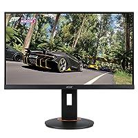"Acer XF250Q Cbmiiprx 24.5"" Full HD (1920 x 1080) Zero Frame TN Gaming Monitor with AMD FREESYNC Technology - 1ms | 240Hz Refresh (Display, HDMI 2.0, HDMI 1.4 ports)"