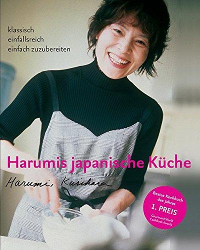 Harumis japanische Küche Buch auf Amazon