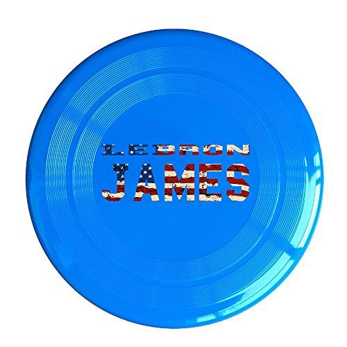 Price comparison product image ZZYY Fashion Frisbee Comfortable Unisex Star Sport Disc L J American Flag Single Unit RoyalBlue