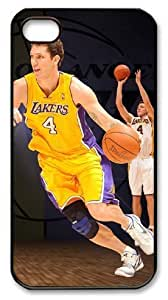 icasepersonalized Personalized Protective Case For Iphone 5C CoverLuke Walton, NBA Los Angeles Lakers