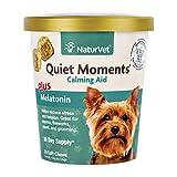NaturVet Quiet Moments Soft Chew 70 Piece/Cup