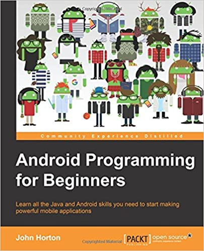 Top 10 Books To Learn Android Programming In 2k18