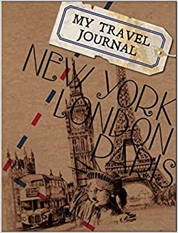 Book My Travel Journal (Life Canvas) by Parragon Books (2012-04-01)