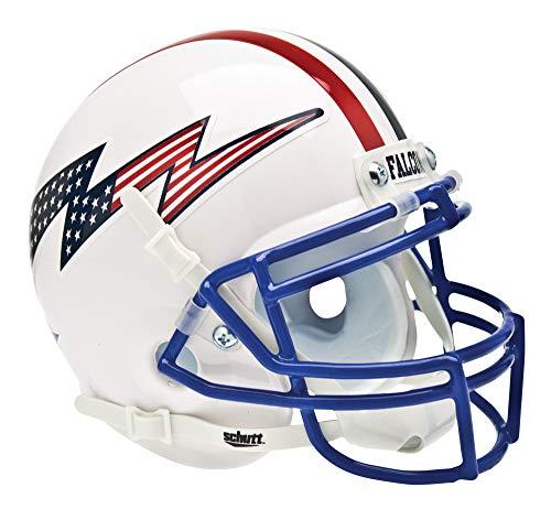 NCAA Air Force Falcons Collectible Alt 3 Mini Helmet